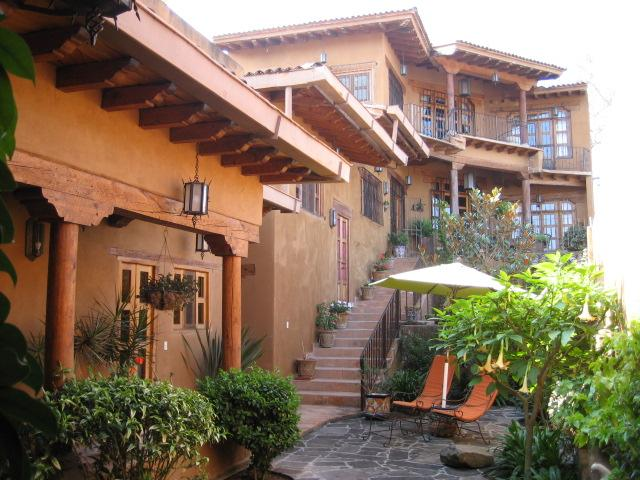 Lake View Fully Furnished Home For Sale in Downtown Patzcuaro