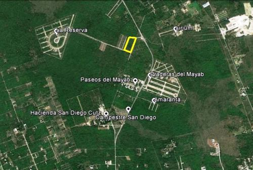 Land for Sale in a Rapidly Growing area on the city Outskirts