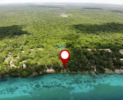 Bacalar lagoon front exclusive lots