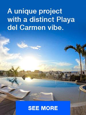 Playa del Carmen Condo For Sale Near The Beach