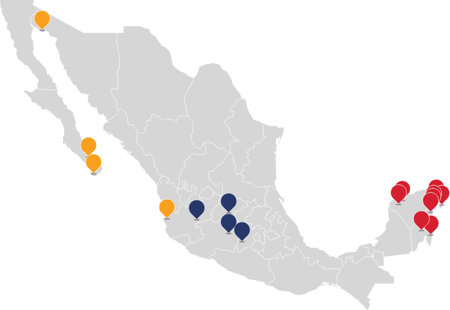 Top Mexico Real Estate