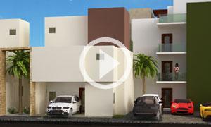 Playa del Carmen Real Estate- Villas Balam
