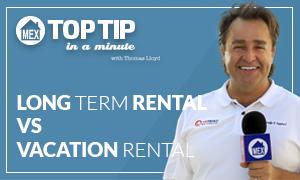 Top Tip - Long Term Rental vs Vacation Rental by Top Mexico Real Estat