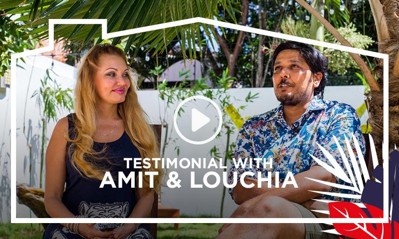 Amit & Louchia - Top Mexico Real Estate Testimonial