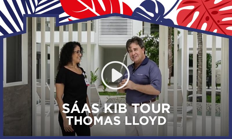 Saas Kib Playa del Carmen Tour - Thomas Lloyd
