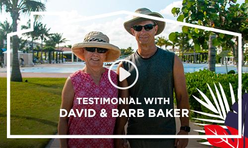 Testimonial David and Barb Baker