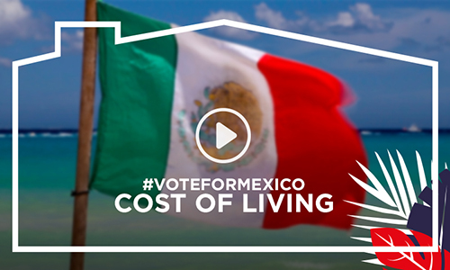 Comparing the cost of living in Mexico and US